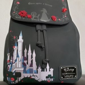 Loungefly Sleeping Beauty Mini Backpack